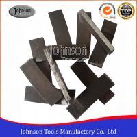 Segmented Bond Tool 500mm Saw Blade Diamond Cutting Sandstone Segment For Stone