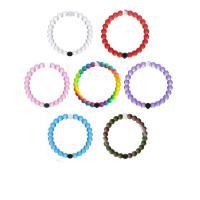 Fashion Chain Fine Jewelry New Women Bead Bracelet Silicone Bracelet