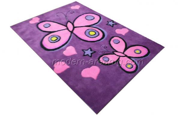Purple Butterfly Rug Rugs Ideas