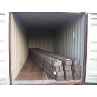 6M or Custom, 25-180MM Width Hot Rolled Flat Bar of Q195, Q345, GB704 Mild Steel Products