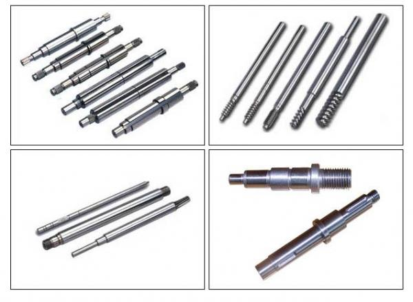 Various of shafts electric power tools shaft spline for Add electric motor to drive shaft