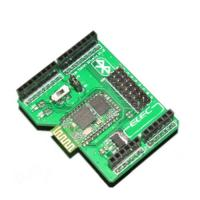 Stackable Bluetooth Shield V2.1 with compatible IFAT - 32, Leaf Maple