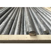 Alloy Standard Aluminum Extrusions Round Rod Bar En Aw 6082 AlSiMgMn