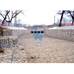 China Scour Protection Welded Gabion Box Gabion Reno Mattress For River Bank on sale