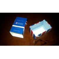 Custom design printed soft cardboard paper packaging drawer box for soap