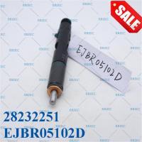 DELPHI Diesel Injector EJBR05102D; Diesel Fuel Injector EJBR05102D, 28232251