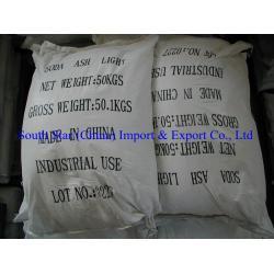 China Soda Ash Light ( Sodium Carbonate) on sale
