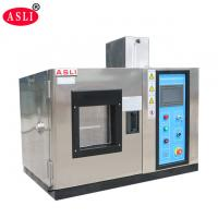 Stainless Steel Desktop Temperature Humidity Chamber with LCD Display Screen