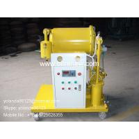High Efficient Vacuum Single Stage Dielectric Oil Purifier | dielectric oil filtering unit