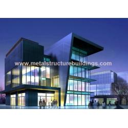 China Low Cost post and frame construction building for global client on sale