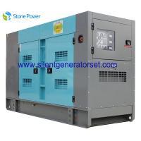 CE Passed Super Silent Diesel Generator / Soundproof Diesel Generator 230KW 288KVA