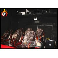 Luxury 5D Movie Theatre with Luxury Hydraulic Motion Cinema Chair