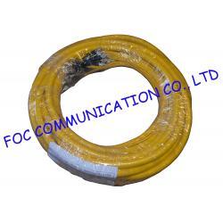 China Breakout optical patch cord FC / UPC 24 Core fiber optic jumper High Reistance on sale