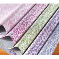Fashionable and colorful glitter gift packing paper , Chemical Pulp festive wrapping paper