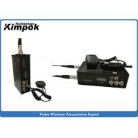Video and Two-way Communication COFDM Video Transmitter NLOS High-speed Real-time Transmission