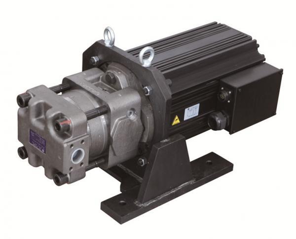 2500rpm 200kw electric ac servo motor with hydraulic pump