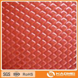 China Best selling aluminium colored embossed sheet metal with long-term service by ISO9001 factory  Best Quality Low Price on sale