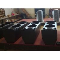 Double 15 Inch Powerful PA Speaker System For Multi Functional Hall
