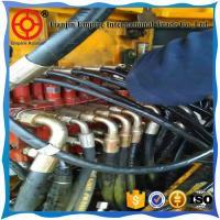 HYDRAULIC HOSE STEEL WIRE BRAIDED HIGH PRESSURE CHINA MANUFACTURER