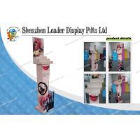 Corrugated Cardboard Lipsticks Display Stand for Sales Promotion