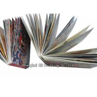customizable perfect hardcover printing with perfect binding