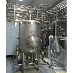 China Hot Water Storage Tank Vessel - Food Beverage Pharmaceutical Tanks Stainless Steel on sale