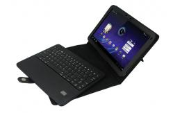 f zdad p  keybook removable bluetooth keyboard and leather case for motorola xoom tablet
