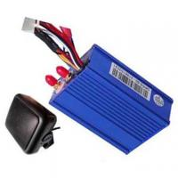 RS232 Real Time GPS Car Tracker Customized For Fleet Management