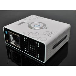 China Full HD Home Theater Multimedia mini projector Support 1080P, RMRMVB DIVX XVID VOB TV on sale