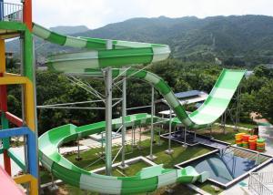 Custom Water Slides Amut Park