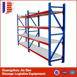 China Steel Heavy Duty Storage Racks , Metal Warehouse Heavy Duty Pallet Shelf on sale