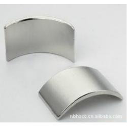 China Elevator traction motor magnets, NdFeB rare earth permanent magnets on sale
