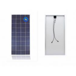 China 12 Volt Camping Silicon Solar PanelsPoly Crystalline Withstand High Wind Loads on sale
