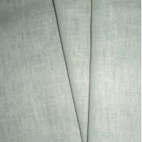 100%pure linen cotton dyed woven fabric