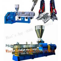 Full Automatically Plastic Extrusion Line High Speed For Bag
