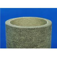 500 Degree High Temperature Kevlar with Carbon Mixture Felt Roller Tube for Aluminum Extrusion