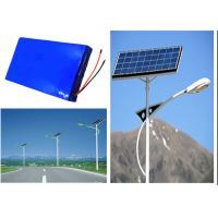 Street LED Light 12v Li Ion Rechargeable Battery Pack , 60mAh Lithium Ion 18650 Battery Pack