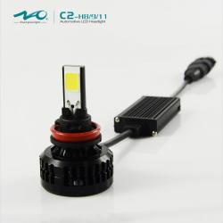 China 33W 3000LM Car LED Headlight Bulb C2 - H8 / 9 / 11 With Ballast on sale