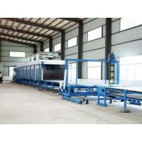 Full-Automatic Horizontal Continuous Polyurethane Foam Injection Machine With American Vicking Pump