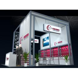 China Portable Exhibition Booth Displays , 5x5 Foldable Exhibition Display on sale