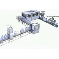 Fully Automatic Water Filling Machine For PET PC PP 3 & 5 Gallon Bottles