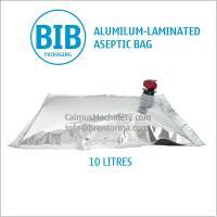 FDA Approved 10L Bag-in-Box Aluminum Foil Bag 10 Litres BIB Aseptic Bag