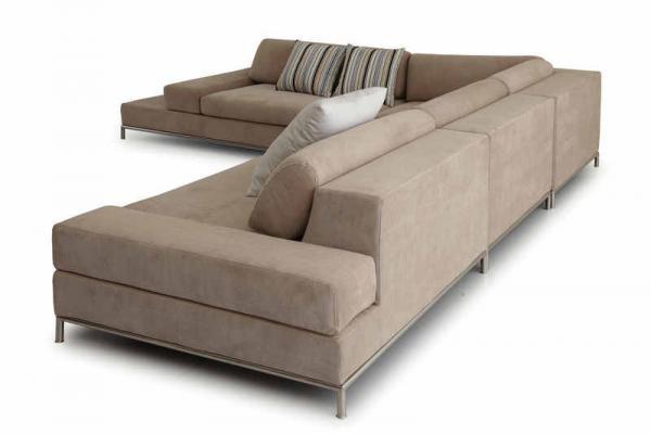 Los sofás seccionales modernos de lujo, sofás modernos de la ...