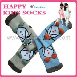 China 3D Terry Baby Socks,Fuzzy Baby Socks, Baby Cute Tube Socks on sale