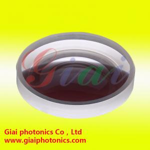 China Diameter 12mm /5 Spherical Optical Biconvex Lens For Precision Instruments supplier