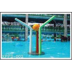 Icon water color column aqua play aqua park equipment for kids adults