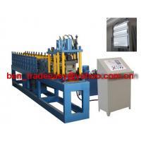 Roller Shutter Door Rolling Slat Forming Machine