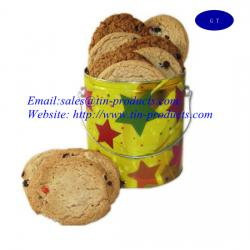China Food can, Food box ,food case, food container, Biscuit Box-goldentinbox.com on sale