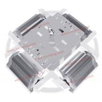 OEM Custom Bridgelux Indoor and outdoor High Bay Led Lights with white  High Power 400W 70 -  80 CRI Ce  RoHs