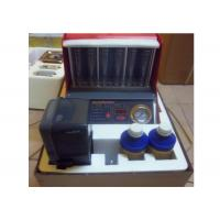Original 220V Petrol Fuel Injector Cleaning Machine , Fuel Injector Testing Machine
